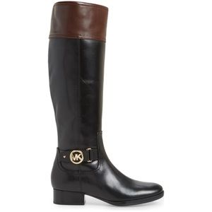 Michael Kors Harland Boots Size 6 NEW $198